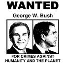 wanted bush images